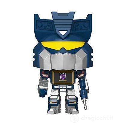 Vinyl Transformers: Soundwave