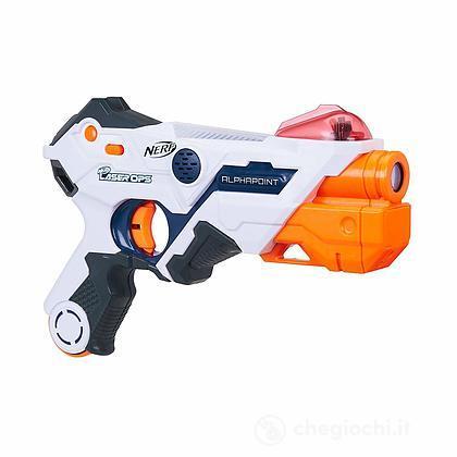 Pistola Nerf Laser Ops Pro