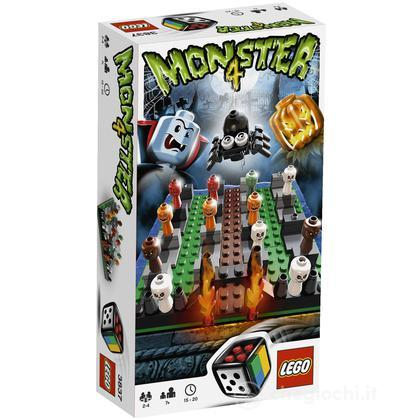 LEGO Games - Monster 4 (3837)