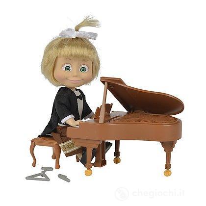 Masha pianista in concerto con musiche originali serie tv (109301971)
