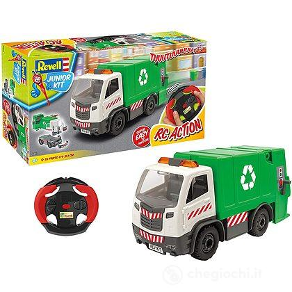 Camion Autocompattatore radiocomandato (00971)