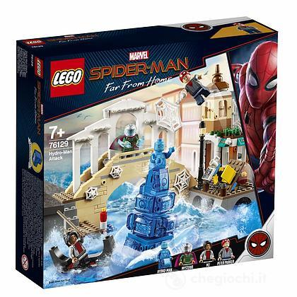 Spider-Man: Far from Home Attacco Hydro-Man Venezia - Lego Super Heroes (76129)