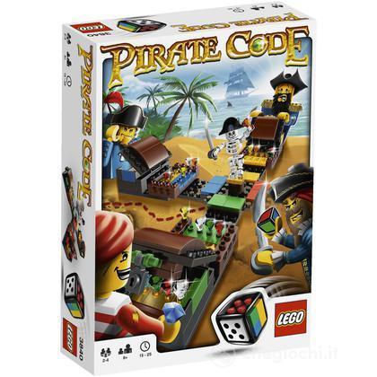 LEGO Games - Pirate code (3840)