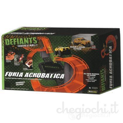 """Furia acrobatica (incl. 1 veicolo """"limited edition"""") (499722)"""