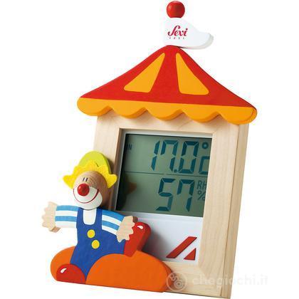 Le Cirque Termometro