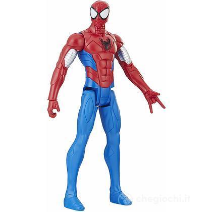 Titan Spider-Man con Armatura 30 cm