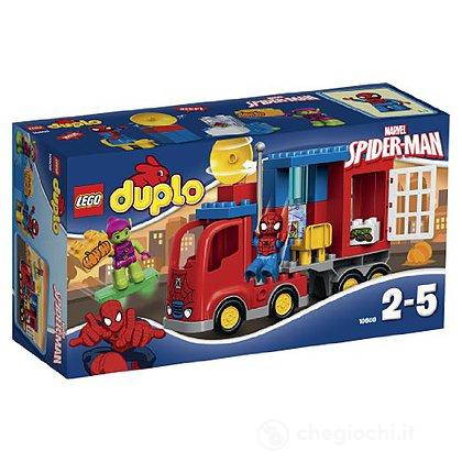 L'avventura del camion-ragno di Spider-Man - Lego Duplo Super Heroes (10608)