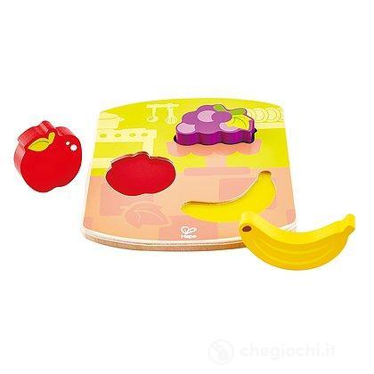 Dei Grossie1453Hape Pezzi Puzzle A Frutti TPXZkiOu