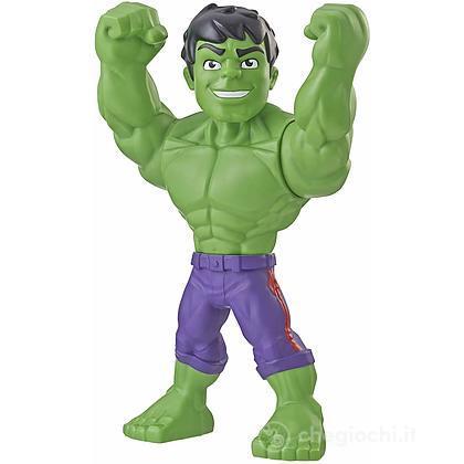 Mega Hulk super hero adventure