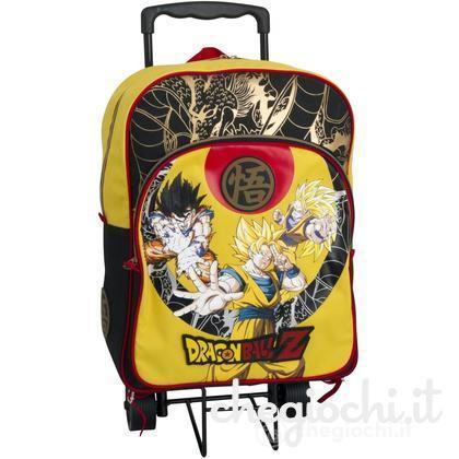 Zaino trolley sganciabile Dragon Ball Z (85975)