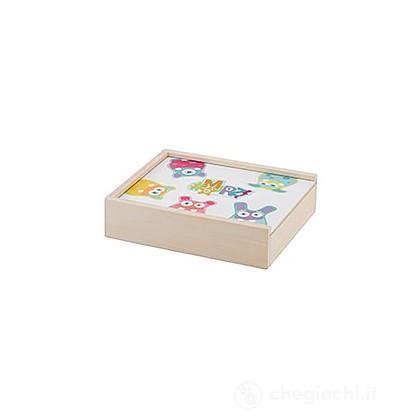MRZ Scatola 4 Puzzle (82975)