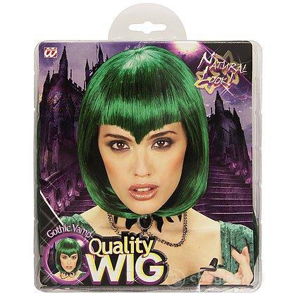 Parrucca 'Gothic Vamp' Verde