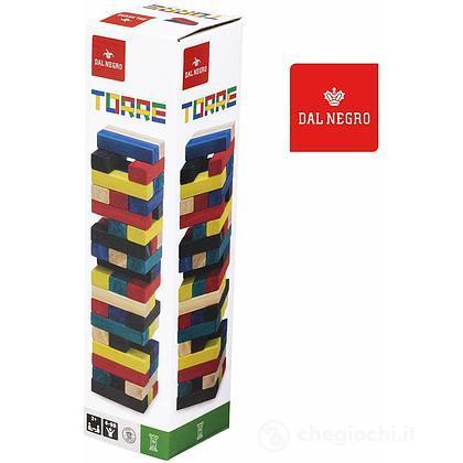 Torre Colorata 3 In 1 in legno