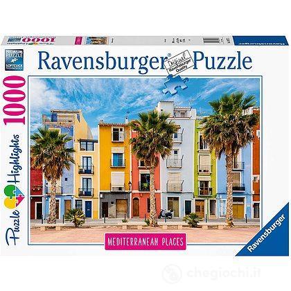 Puzzle 1000 pezzi Mediterranean Spagna (14977)