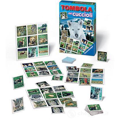 Tombola dei cuccioli giochi da tavolo ravensburger giocattoli - Tombola gioco da tavolo ...