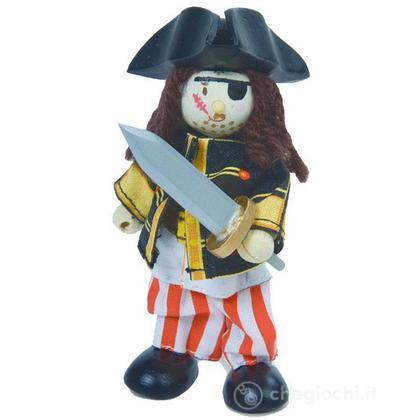 Pirata con benda occhio