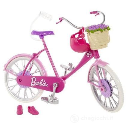 Bicicletta - Accessori sportivi di Barbie (BDF35)