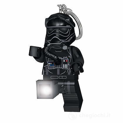 Portachiavi Torcia Lego Star Wars Pilota Primo Ordine
