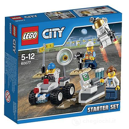 Starter set Spazio - Lego City Space Port (60077)