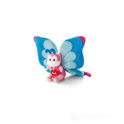 Farfalla Mirtilla azzurra