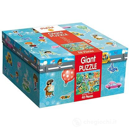 Giant Puzzle The City (49806)