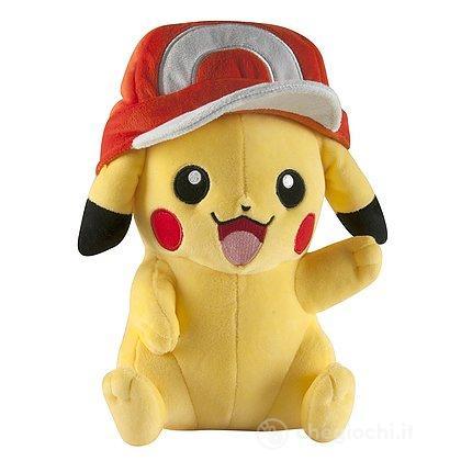 Peluche Pokemon - Pikachu con cappello