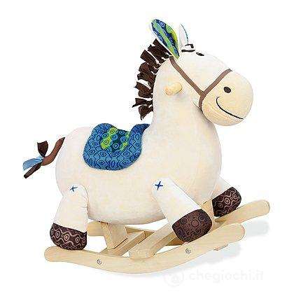 Cavallo a Dondolo Rocking Horse (BX1512Z)