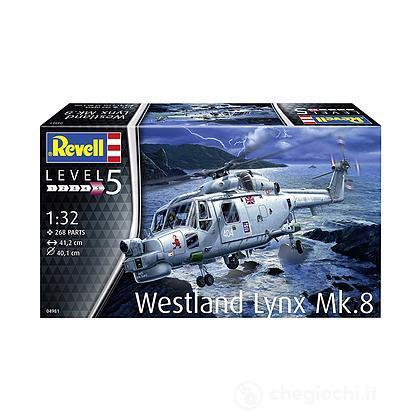 Elicottero Westland Lynx Mk. 8. Scala 1/32 (RV04981)