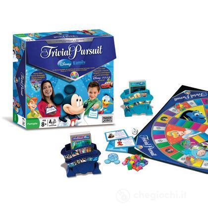 Trivial Pursuit Disney Family Refresh