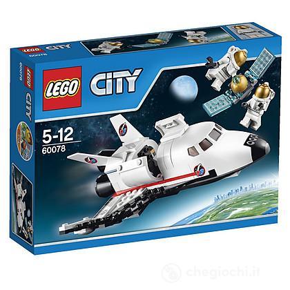 Utility Shuttle - Lego City Space Port (60078)