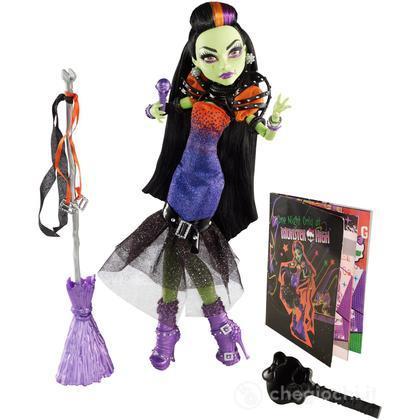 La strega Casta Fierce - Monster High (CFV34)