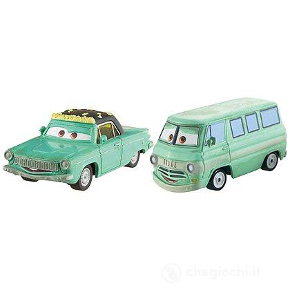 Rusty e Dusty Cars 2 Pack (DKV59)