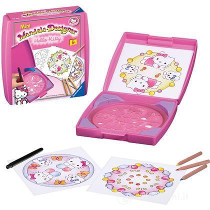 Mini Mandala - Designer Hello Kitty