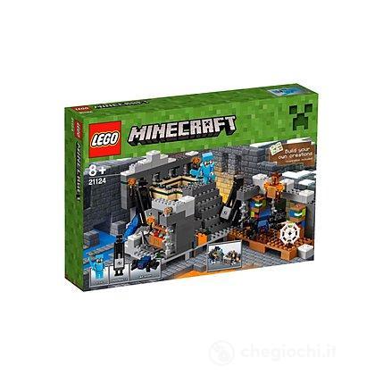 Il Portale della fine - Lego Minecraft (21124)