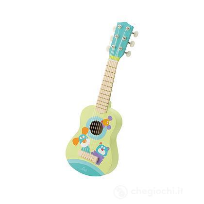 Chitarra verde (82983)