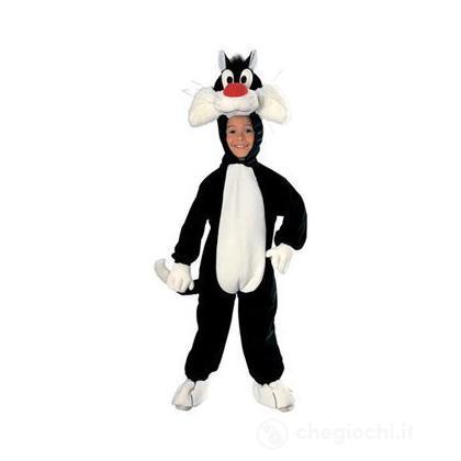 Costume Gatto Silvestro taglia S (50984)