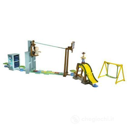 Playset giocattoli in fuga Toy Story 3 (R8366)