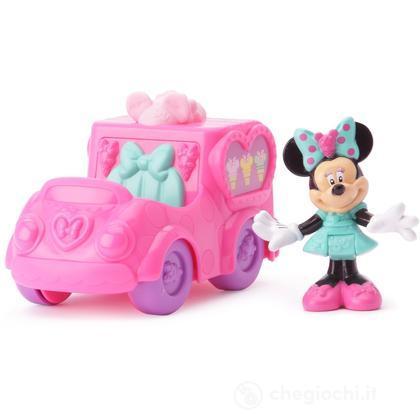 Minnie Ice Cream - Veicoli Di Minnie E Paperina (W9328) (W9328)