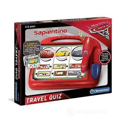 Sapientino Travel Quiz Cars 3 (11985)