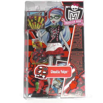Monster High abiti e accessori - Ghoulia Yelpes (W2555)