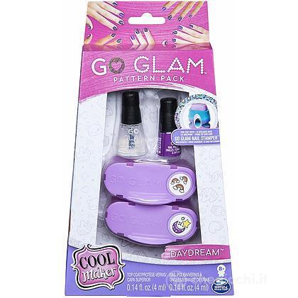 Cool Maker Go glam Confezione Ricarica Smalti e Decorazioni Love Story Per 50 Unghie (6046865)
