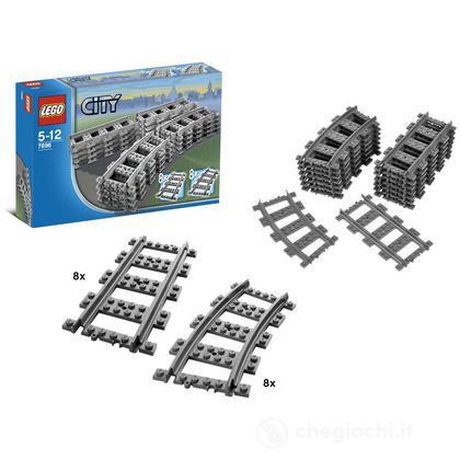 LEGO City - Binari dritti e curvi (7896)
