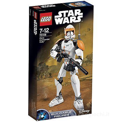 Clone Commander Cody - Lego Star Wars (75108)