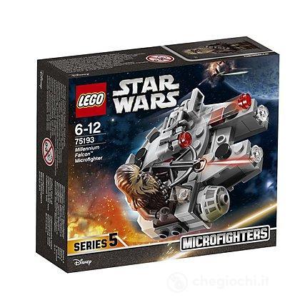 Microfighter Millennium Falcon - Lego Star Wars (75193)