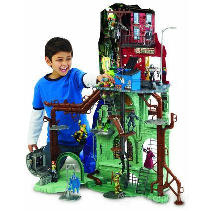 Ninja Turtles - Playset Quartier Generale Lair (GPZ95011)
