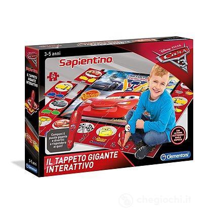 Tappeto Gigante Interattivo Cars 3 (11987)
