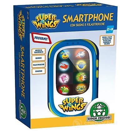 Super Wings Smartphone Parlante (UPW37000)