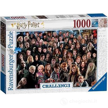 Puzzle 1000 pezzi Challenge Puzzle Harry Potter (14988)