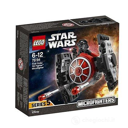 Microfighter First Order TIE Fighter - Lego Star Wars (75194)