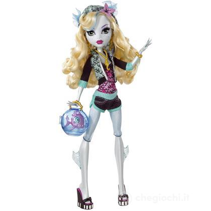 Monster High Doll - Lagoona Blue (P2673)